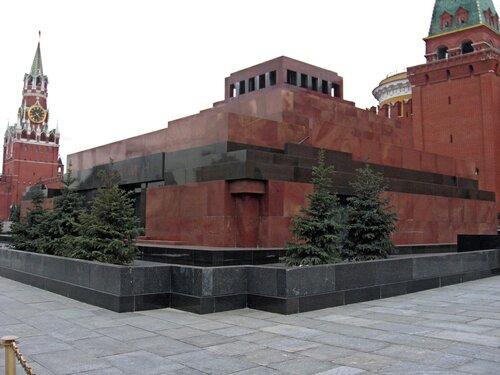 Зиккурат на Красной площади