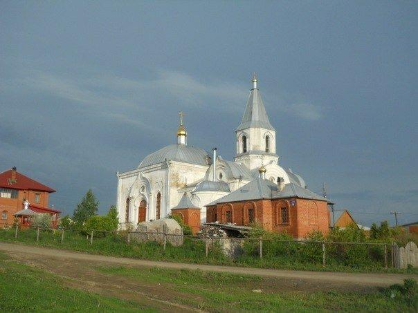 Храм Трех Святителей Московских (16.04.2014)