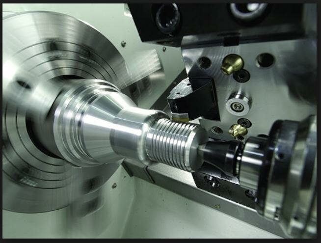 threading on a modern lathe