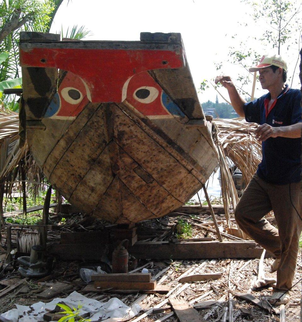 Вьетнам: Меконг, питомник