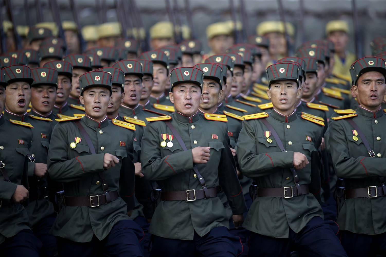 армия кндр сегодня фото раз