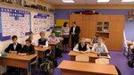 Открытый урок по ОБЖ в 6А классе, май 2015