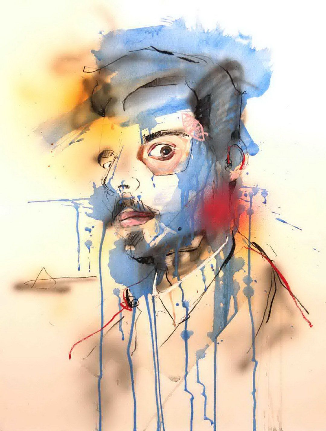 Портреты от Lou Ros
