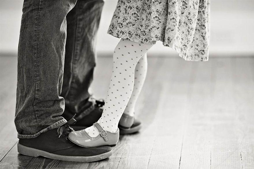 9. «Я хотел показать Оливии место, где мы с ее мамой начали жить вместе и мечтали о будущем и о детя