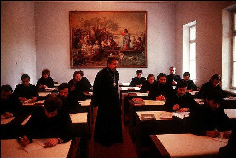 Одесса. Александрийский монастырь. 1988 год.