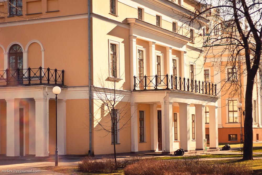 Гомель, Гомельский парк, Дворец Румянцевых-Паскевичей