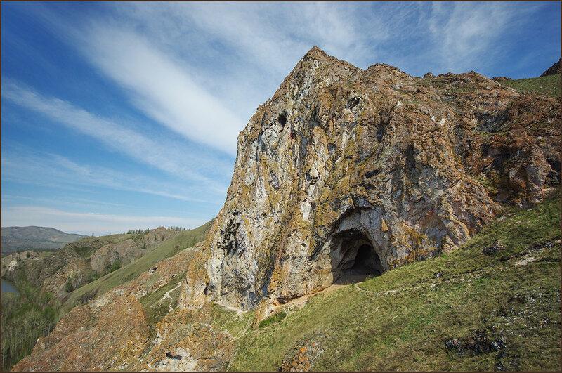 Таинственная пещера