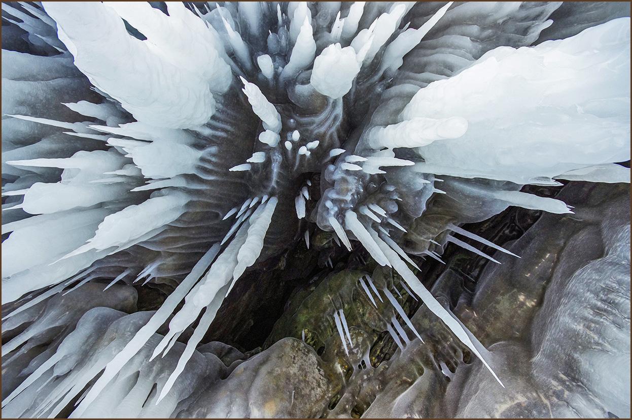 Таинственный лёд