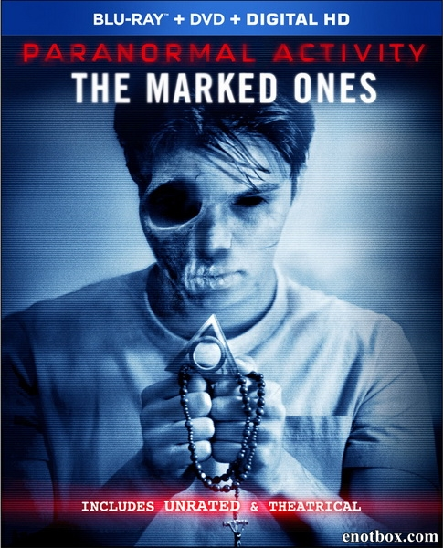 Паранормальное явление: Метка Дьявола / Paranormal Activity: The Marked Ones (2013/BDRip/HDRip)