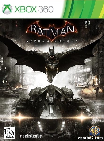 Batman: Arkham Knight (2014/ENG/BETA/XBOX360)