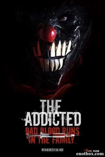 Зависимость / The Addicted (2013/WEB-DLRip)