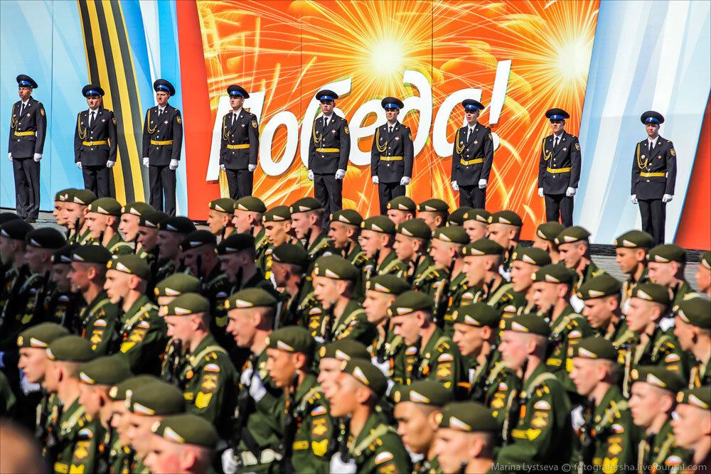 El desfile militar en la Plaza Roja de Moscú celebra la victoria sobre el nazismo 0_c2b8e_d7f1b12c_XXXL