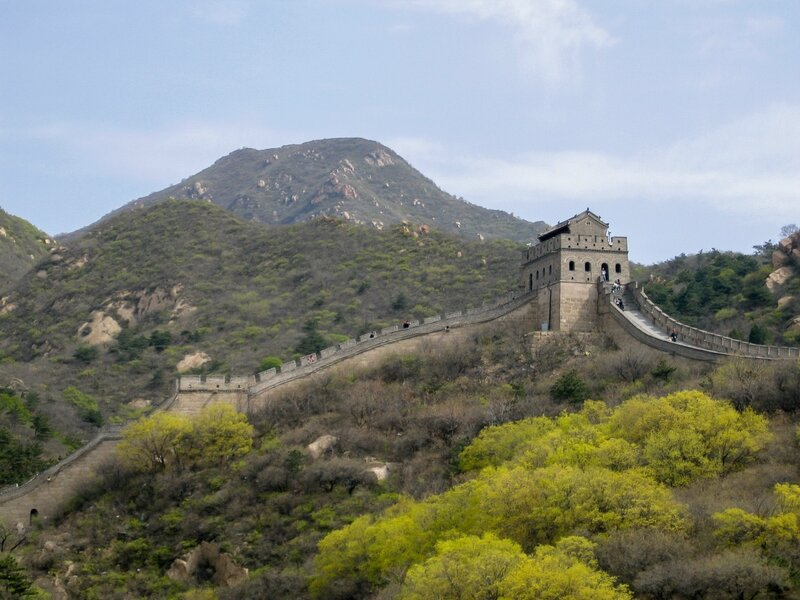 Сигнальная башня, Великая китайская стена, Бадалин