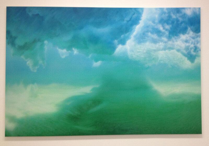 Выставка современного искусства на Истикляль