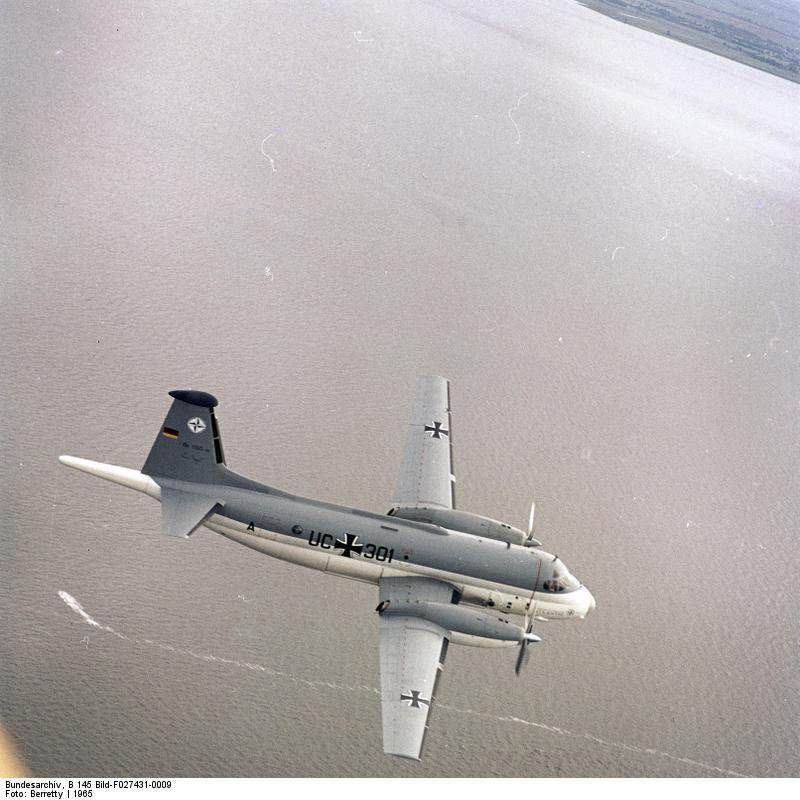 Flugzeug Breguet Atlantic