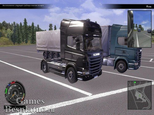 Scania Truck Driving Simulator (русская версия)