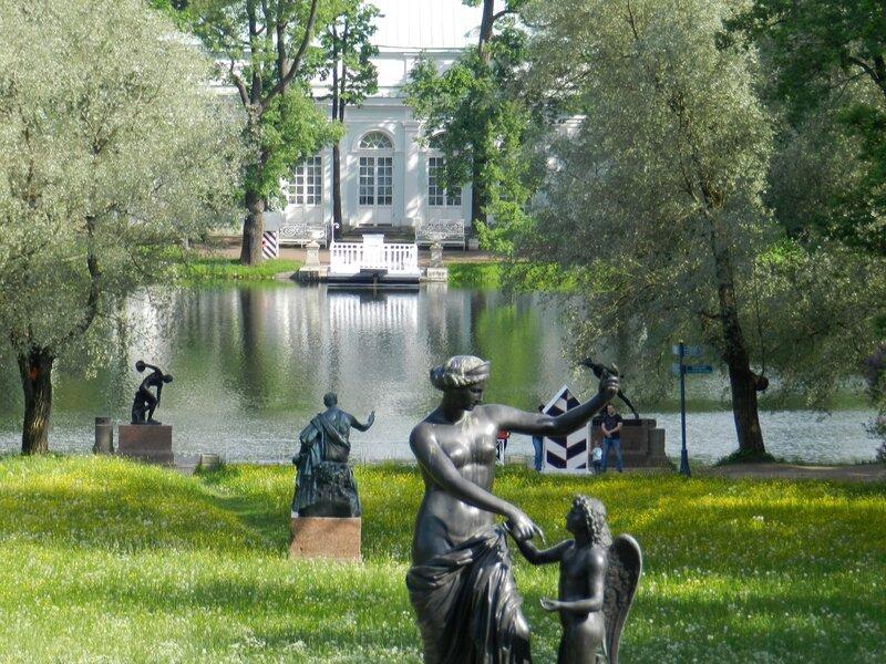 Обожаю пушкин, гулять по екатерининскому саду