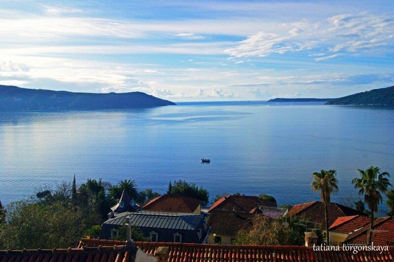 Вид на залив из Старого города