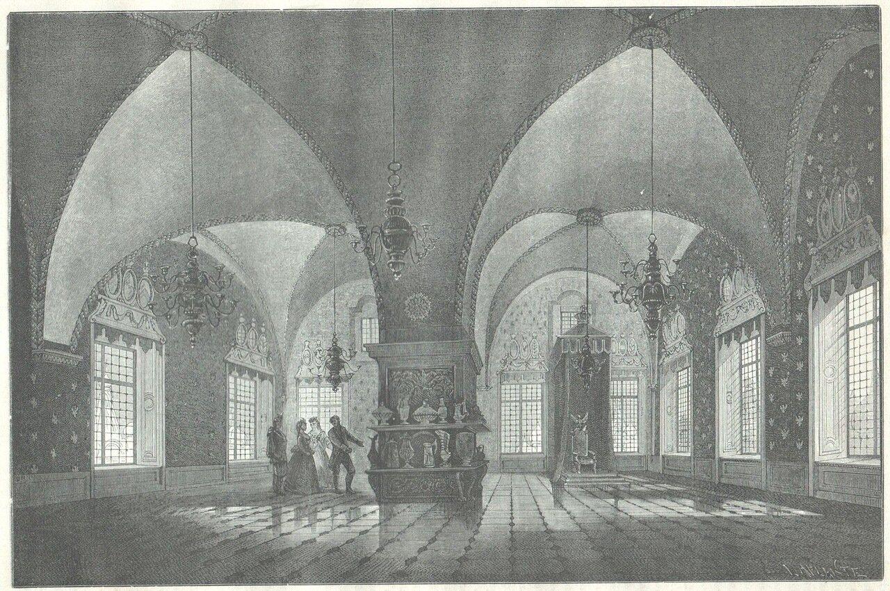1872. Москва. Кремль. Терем