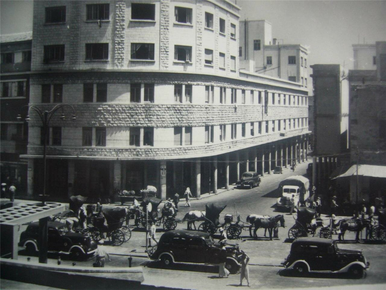 Площадь Хамра