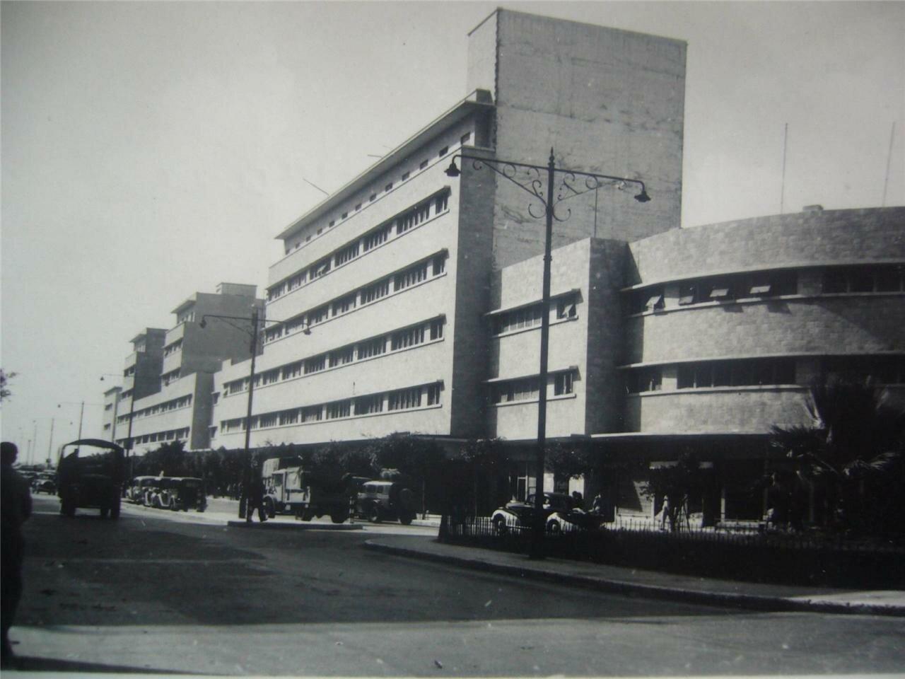 Кингсвэй (сейчас проспект Независимости)