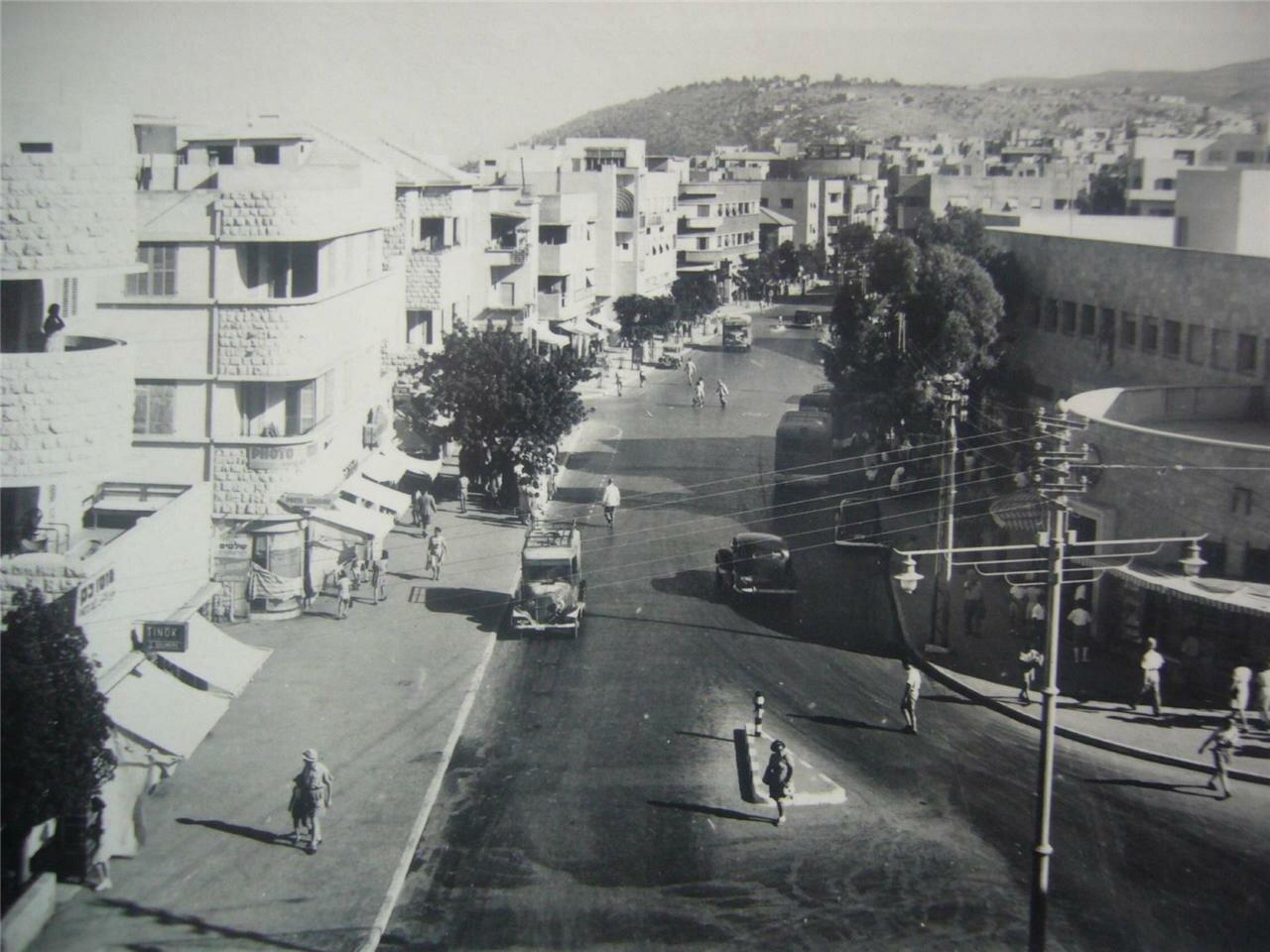 Улица Герцль