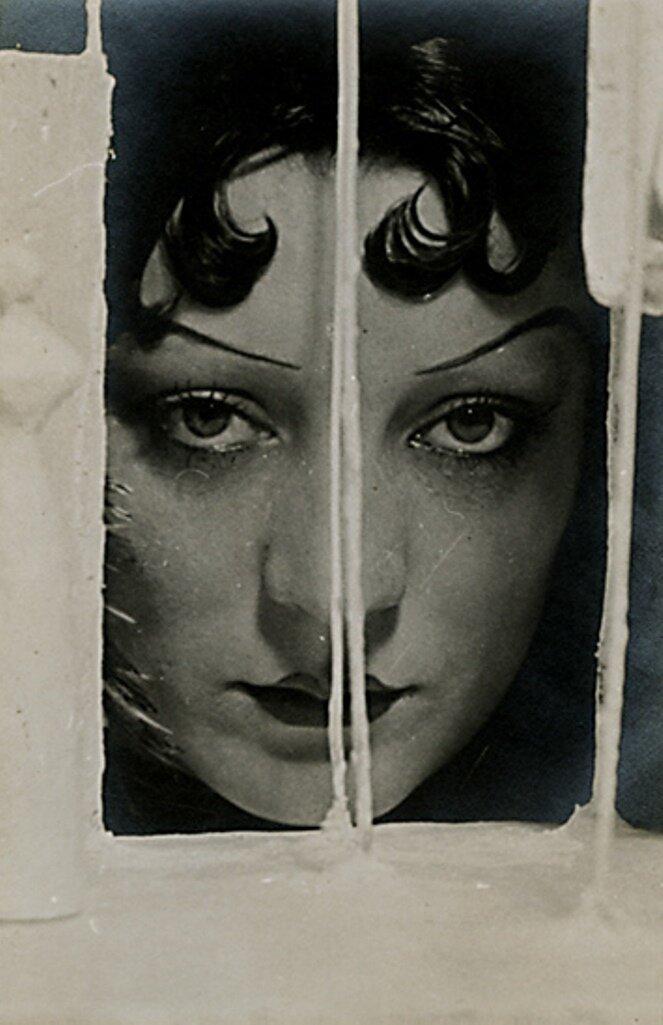 1922. Ман Рэй. Кики с Монпарнаса