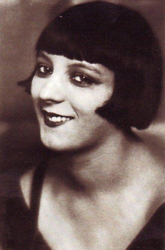 1923. Ман Рэй. Кики с Монпарнаса