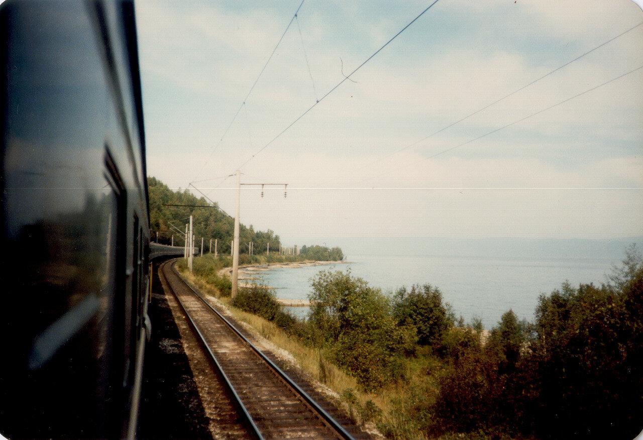 21. Озеро Байкал