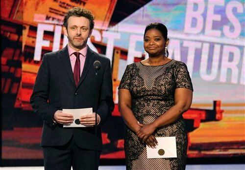 Michael Sheen, Octavia Spencer