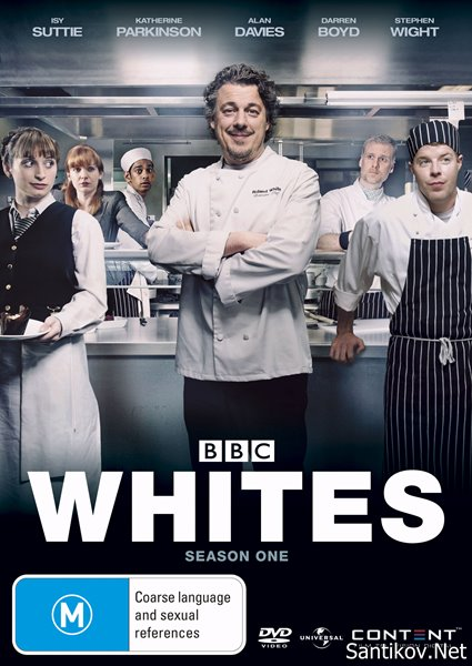 Кухня Вайта (1-6 серии из 6) / Whites / 2010 / ПМ (Студия Инис) / HDTVRip