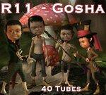 3D Гоша - R11 - Gosha