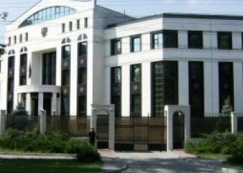 Протест у Посольства России в Кишинёве
