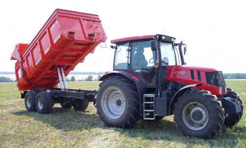 Время пришло - покупать тракторный прицеп