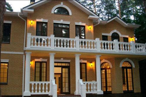Фасадный декор украсит «лицо» дома