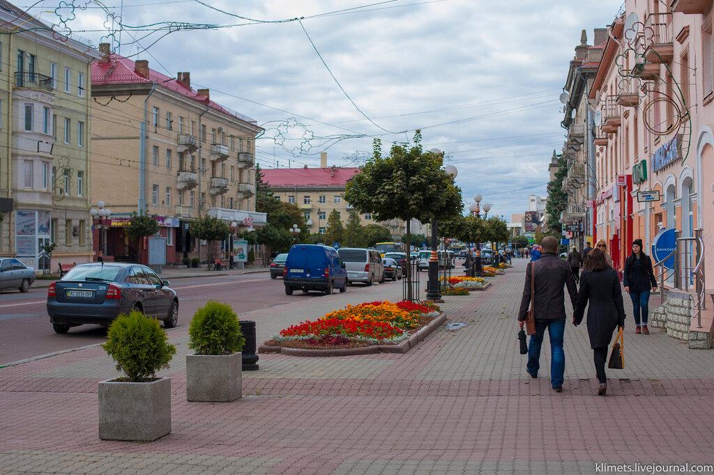 Прогулки по городу Луцк