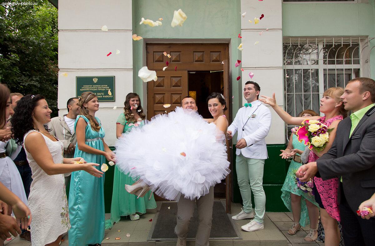 Свадьба Ирины и Алексея