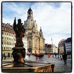 Дрезден. Фрауэнкирхе