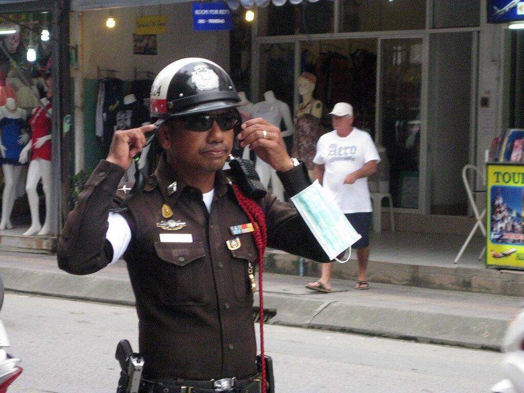 Королевская полиция Таиланда - владелец фото http://www.netzim.ru/