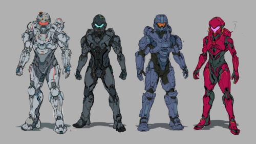 Halo 5 Рождение легенды [Forging a Legend]