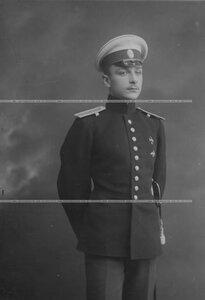 Прапорщик полка (портрет).