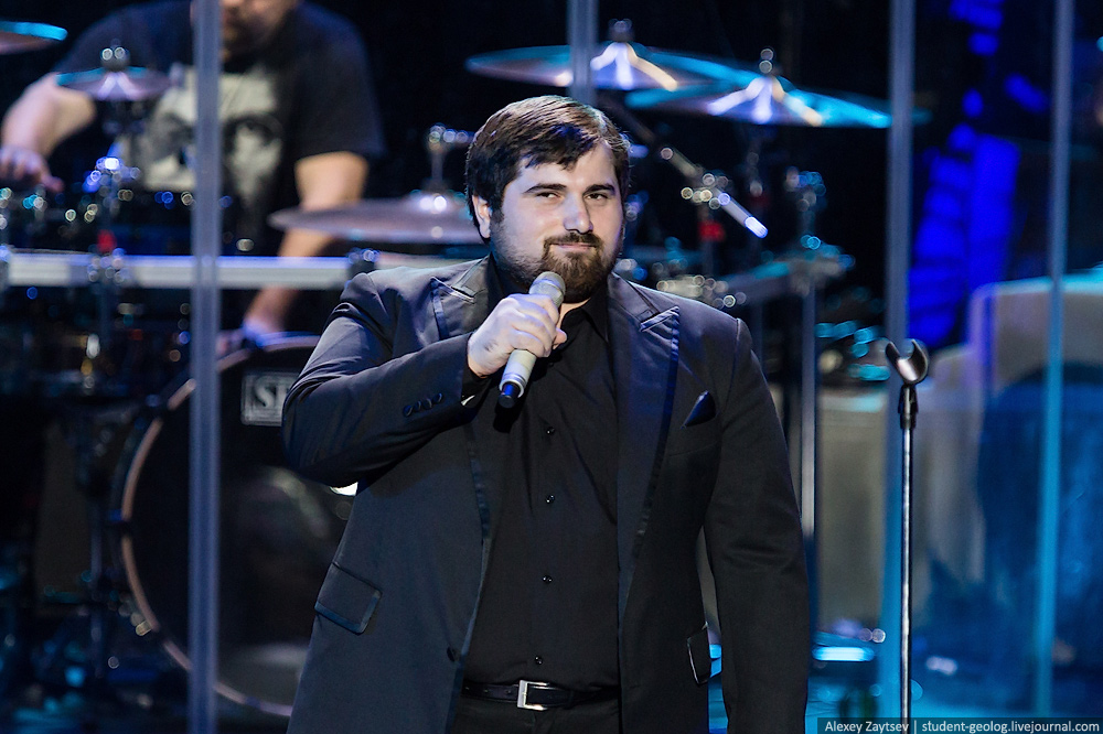 Шарип Умханов концерт в Крокус Сити Холл