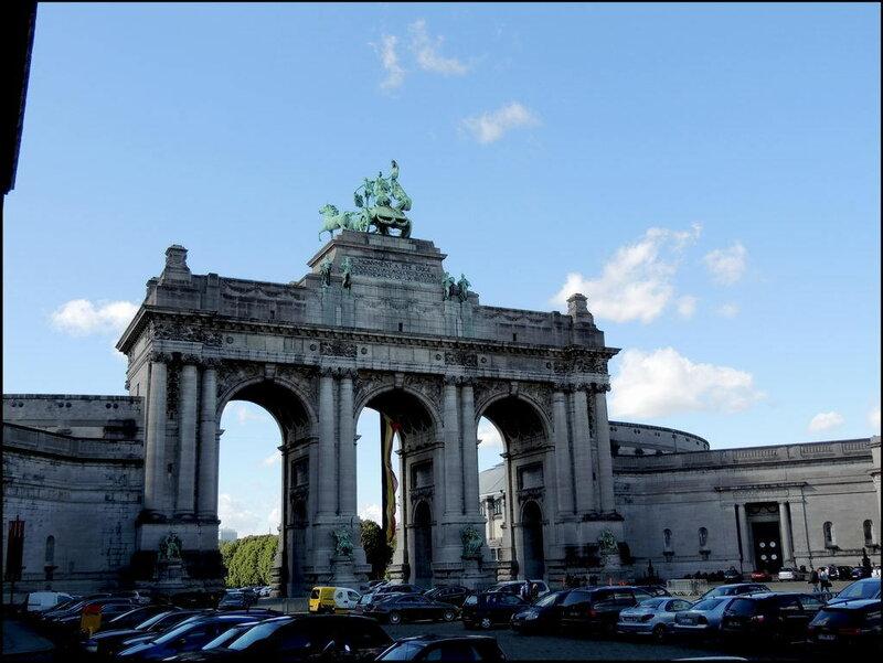 Bruxelles 7964 Cinquantenaire