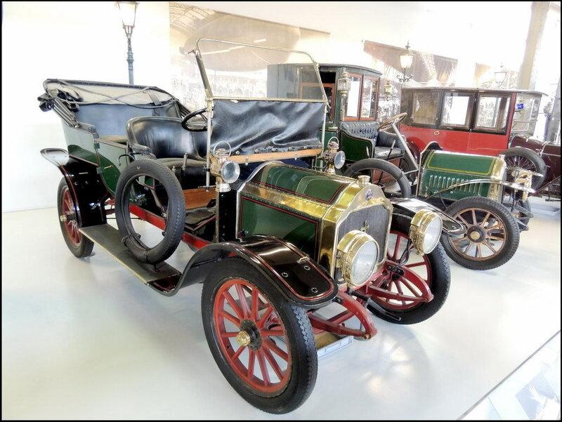 Autoworld 8006 Lorraine-Dietrich FHF4 1911-12
