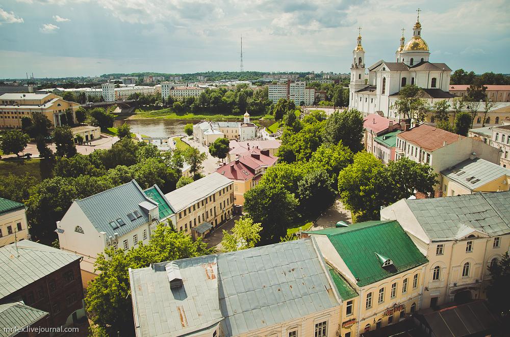Витебск, Старый город Витебска