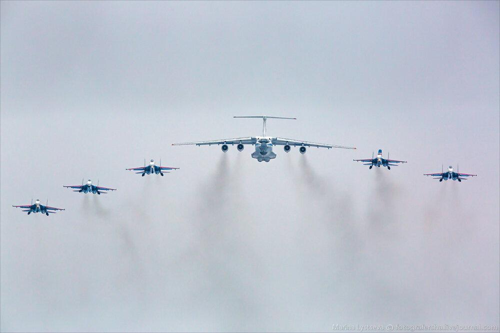 "Escuadrilla acrobatica ""Caballeros Rusos"" 0_bb384_1f15502a_XXL"