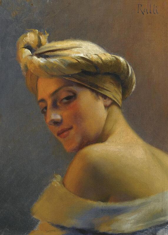 Theodore Jacques Ralli (1852-1909)