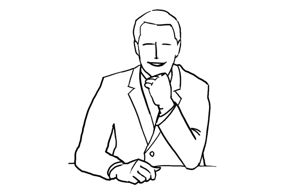 Позирование: позы для мужского портрета 11