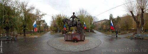 Памятник российскому казачеству