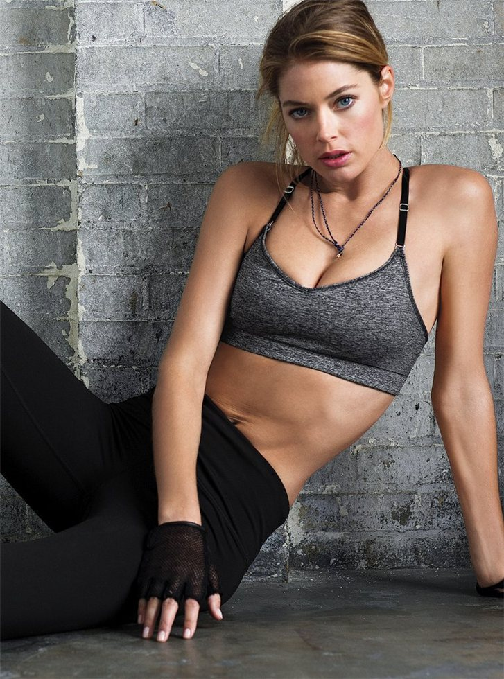 Даутцен Крус / Doutzen Kroes - Victorias Secret Sport 2014
